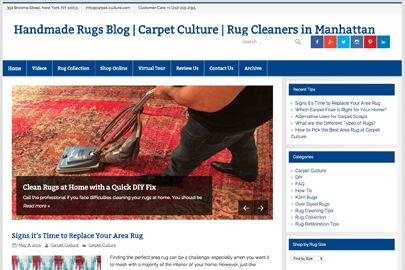 carpet culture blog